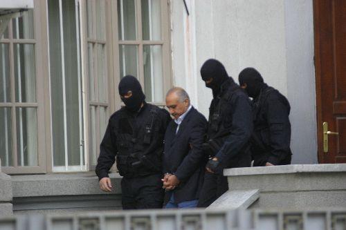 Omar Hayssam arestat