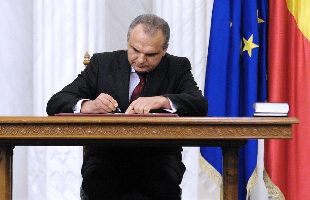 Vasile Cepoi demisie