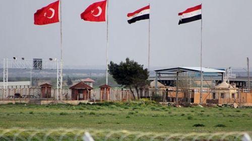 granita turcia-siria