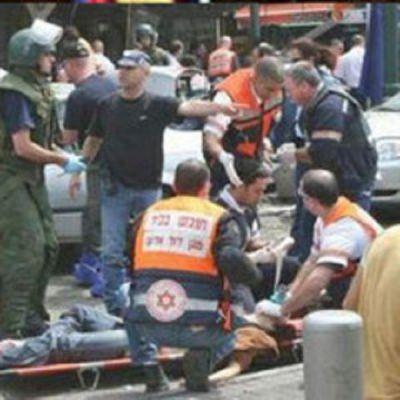 atentat Tel Aviv