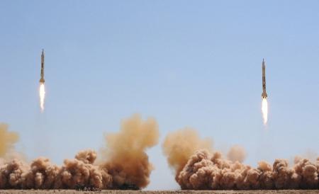 iran - ajutor militar