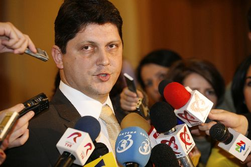 Titus Corlăţean a votat pentru o Românie unită și demnă