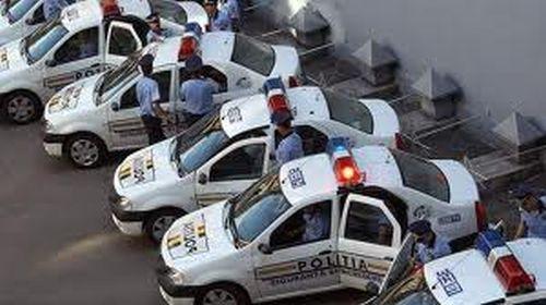 """Ministerul de Interne și-a înnoit parcul auto prin programul """"Rabla"""""""