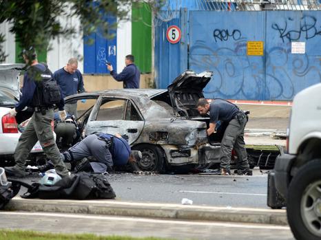 Un cap al lumii interlope israeliene a scăpat din al 9-lea atentat