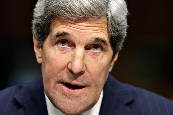 John Kerry se pregătește să o înlocuiască pe Hillary Clinton