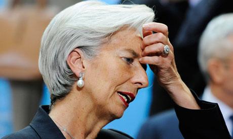Percheziţii la domiciliul directorului general al FMI