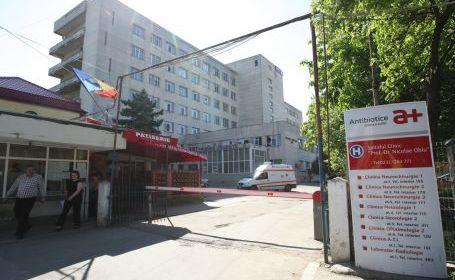 Spitalul de Neurochirurgie din Iași impune o taxă interzisă: 50 de lei pentru internare