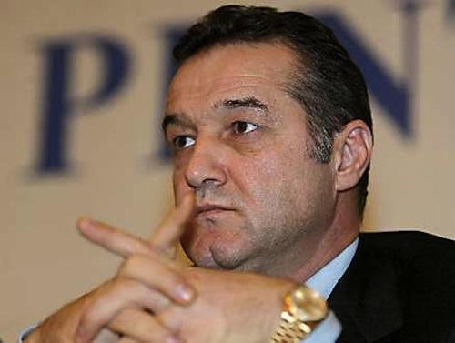 Comisia juridică a Camerei Deputaţilor: Mandatul lui Becali va înceta