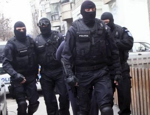 Percheziţii în Bucureşti şi trei judeţe, la contrabandişti de ţigări