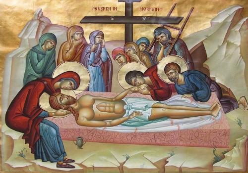 Creștinii comemorează Vinerea Patimilor, zi de post negru în care se oficiază slujba Prohodului
