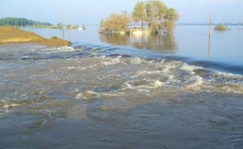 INHGA: Cod galben pe Dunăre, pe sectorul Gruia-Zimnicea, până în 23 iunie