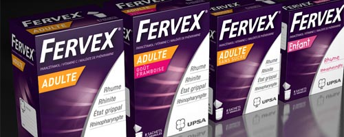 Fervex, retras de pe piață, în urma unor probleme găsite la unul dintre sortimente
