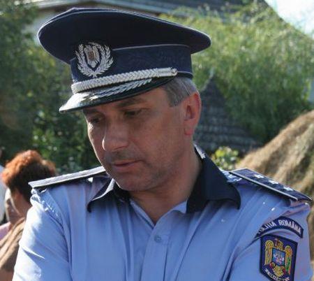 Ioan Todiruț, șeful IPJ Călărași