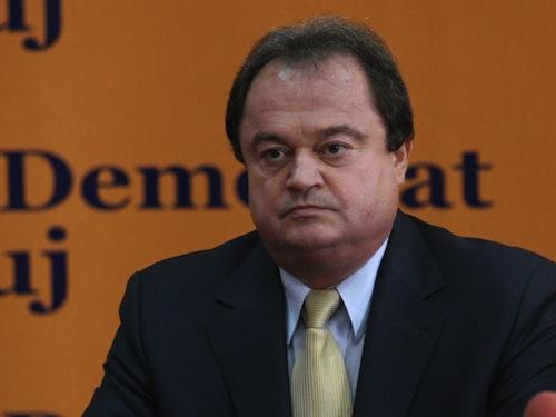 BPN al PDL a decis suspendarea din partid a lui Cristian Preda pe o perioadă de şase luni