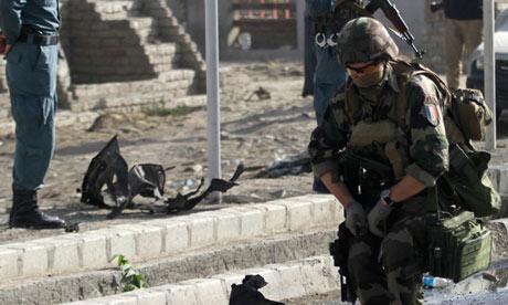 Afganistan: Un kamicaze călare pe un măgar a ucis trei militari NATO