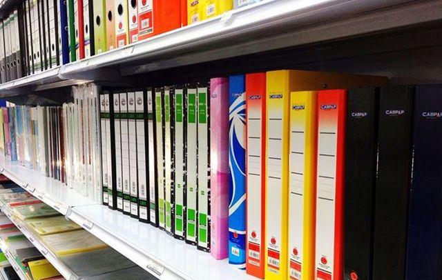 Piața de birotică și papetărie din România, estimată la 200 mil. €, în scădere față de 2012