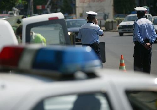 Peste 320 de șoferi au rămas fără permise de conducere în trei zile