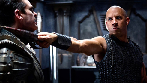 Vin Diesel primeşte o stea pe Hollywood Walk of Fame