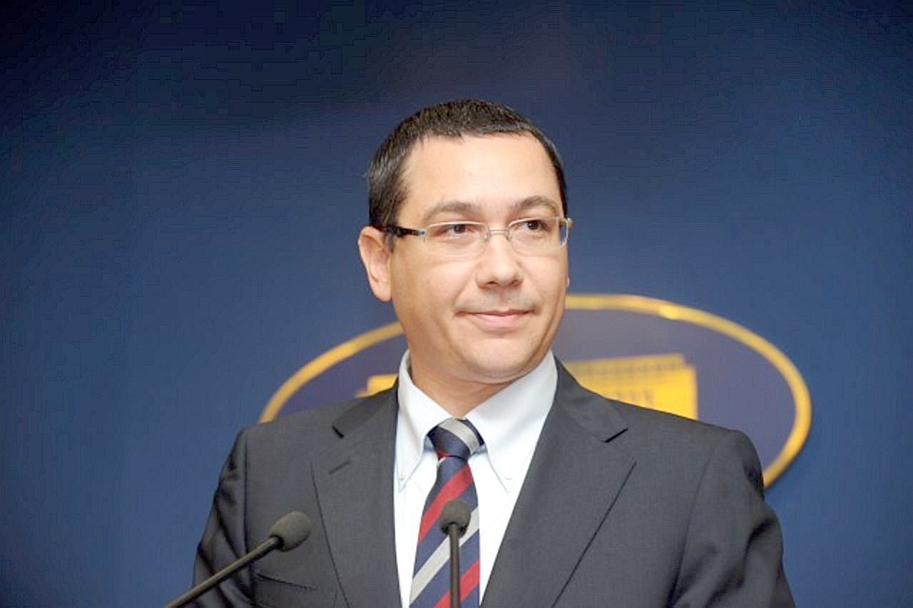 Ponta: Există încă posibilitatea reală de a avea referendum odată cu primul tur al prezidenţialelor
