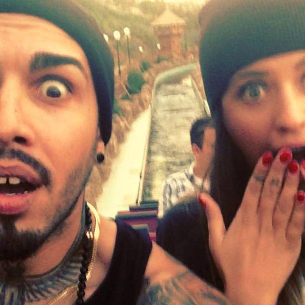 Antonia si Alex Velea, escapadă romantică în Turcia