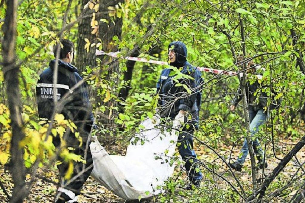 Cetățean german, găsit mort într-o pădure de lângă Sibiu