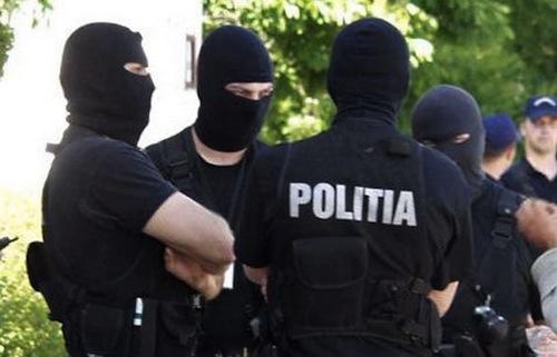 Percheziţii la 12 adrese din București, într-un caz de tentativă de omor