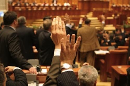 Comisie specială în Parlament, privind proiectul Roşia Montană